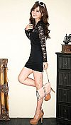 Black Dress Import 329219